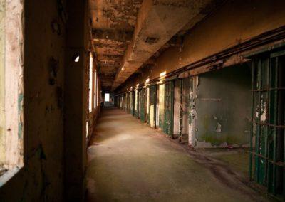 Angola - Louisiana State Penitentiary.